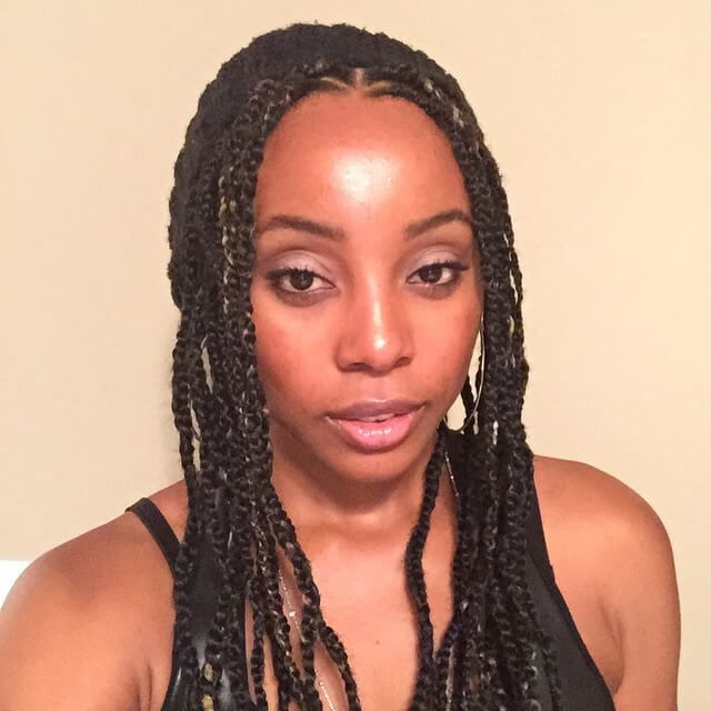 erica ash hairstyle
