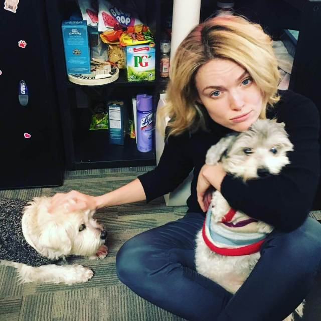 erin richards animal lover