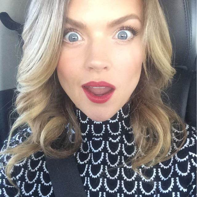 erin richards shocked pics