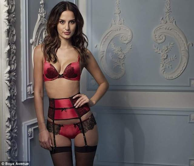 lucy watson sexy pic