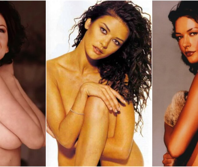Hot Pictures Of Catherine Zeta Jones Would Make You Want Her