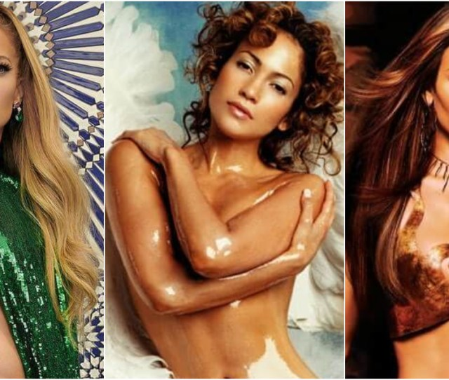 Hot Pictures Of Jennifer Lopez Which Are Incredibly Sexy