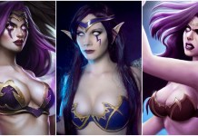 49 Hot Pictures Of Morgana From League Of Legends Are Here To Take Your Breath Away
