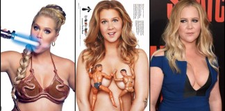 49 Sexy Amy Schumer Boobs Pictures Which Are Sure To Win Your Heart Over