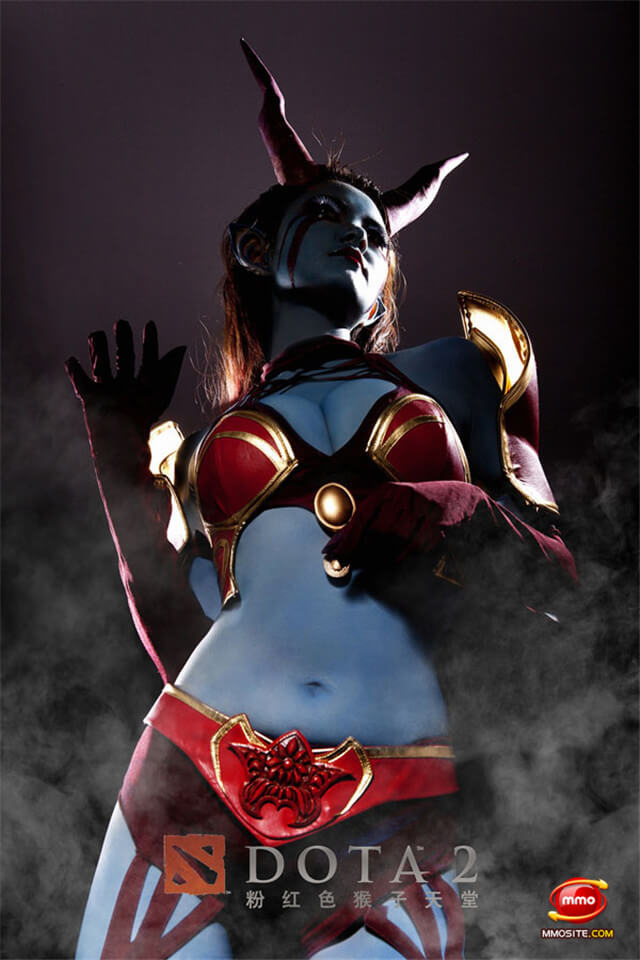 Akasha Queen of Pain awesome photos
