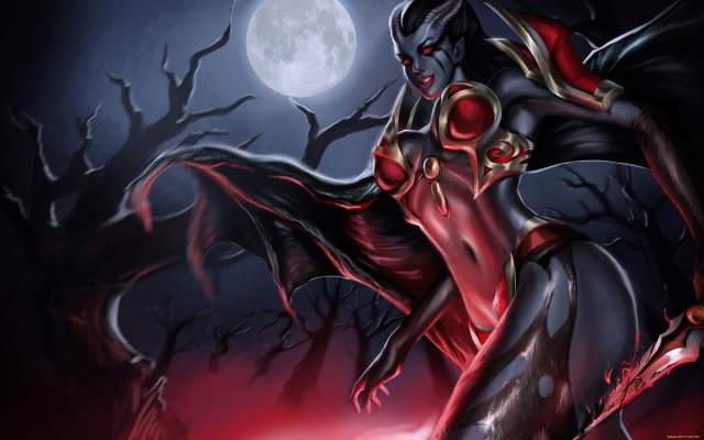 Akasha Queen of Pain picture