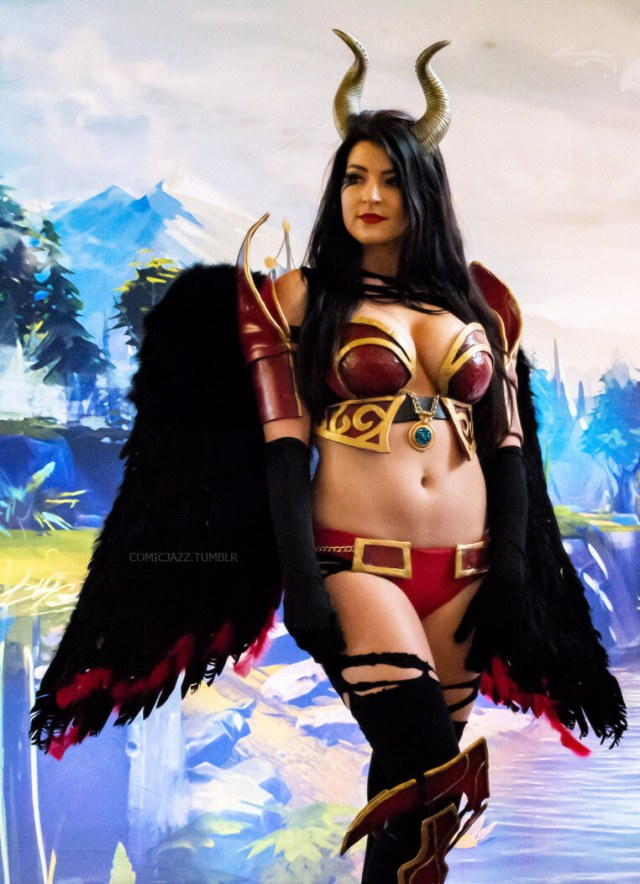Akasha Queen of Pain pictures