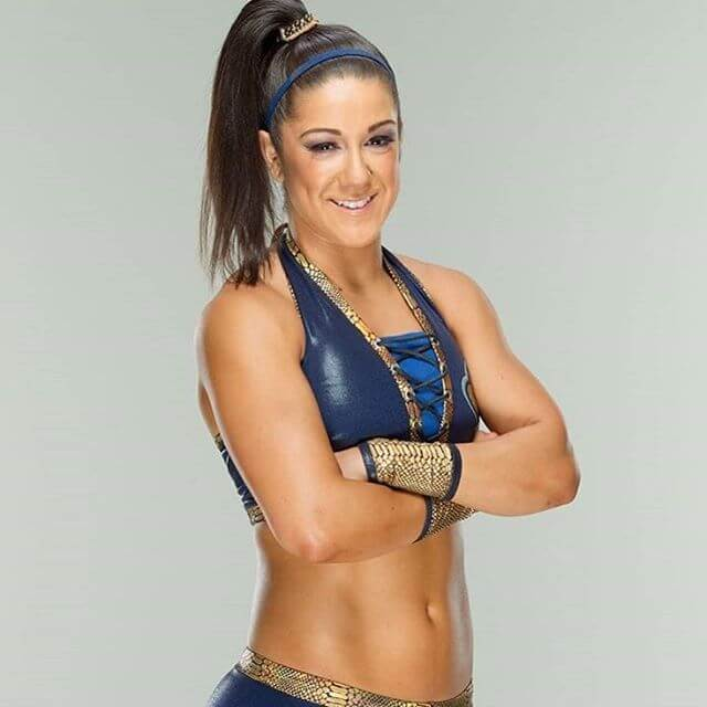 Bayley hot booty