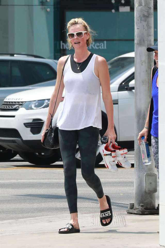 Charlize Theron awesome pic