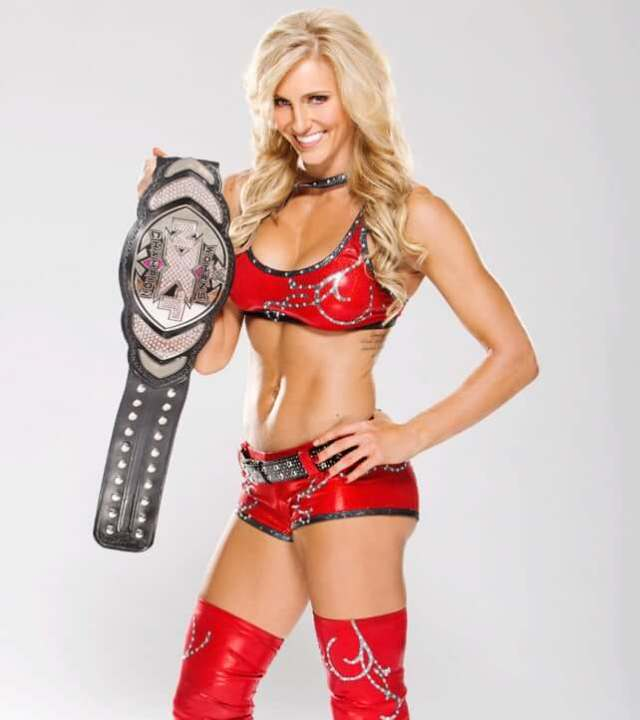 Charlotte Flair awesome pic