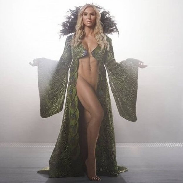 Charlotte Flair sexy picture