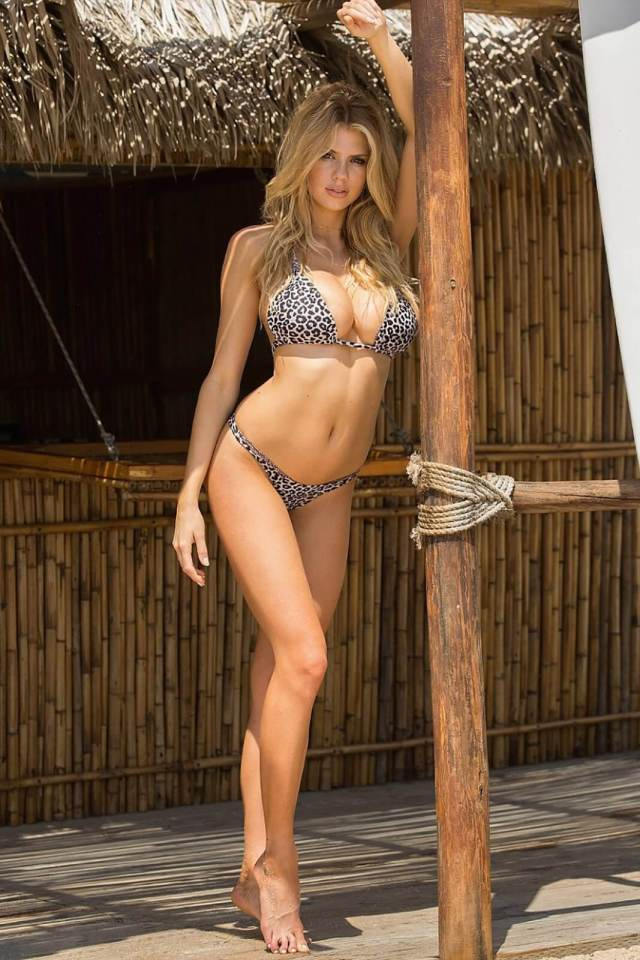 Charlotte McKinney hot busty picture
