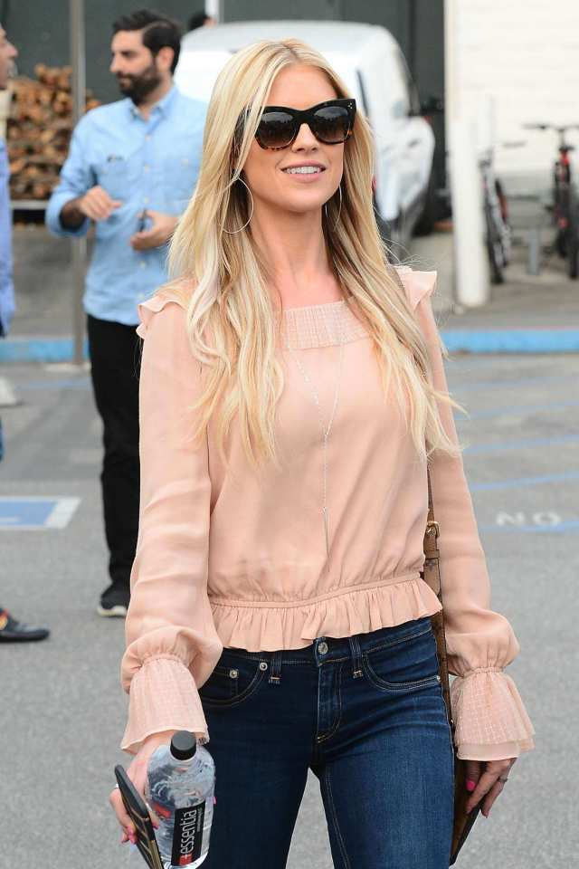 Christina Anstead hot picture