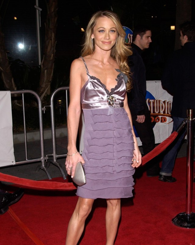 Christine Taylor n Party