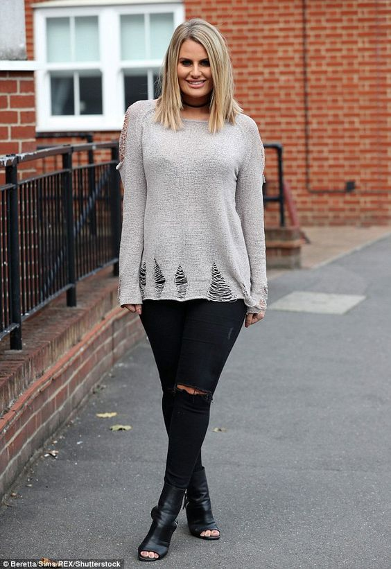 Danielle Armstrong Photoshoot