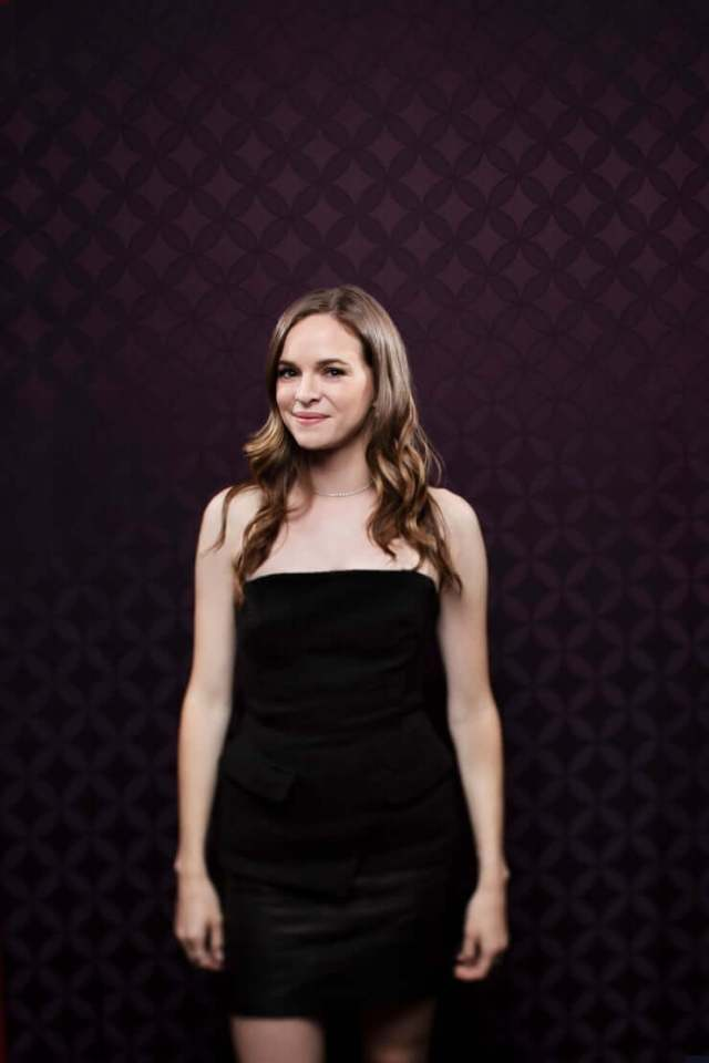 Danielle Panabaker awesome