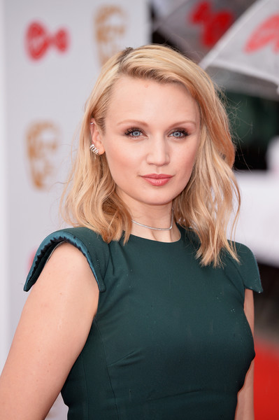 Emily Berrington awesome dress 1