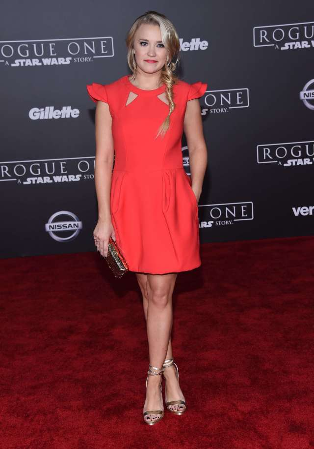 Emily Osment Rogue One Shows