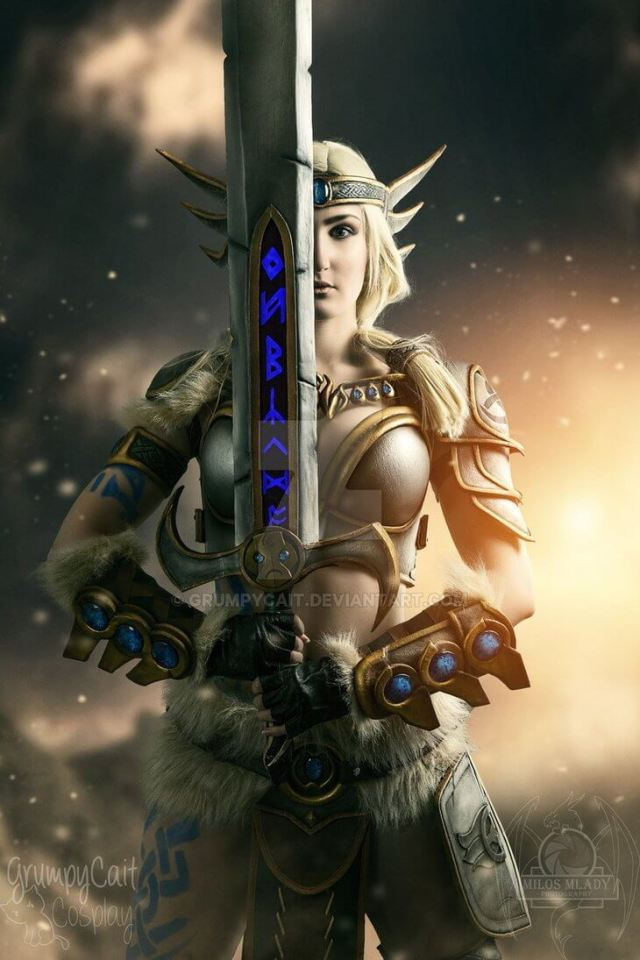 Freya Smite awesome photo