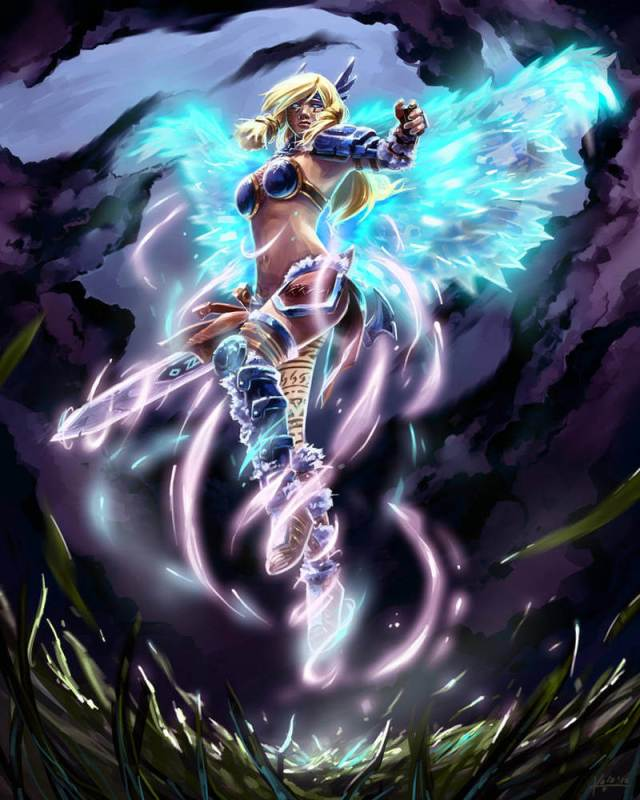 Freya Smite hot look
