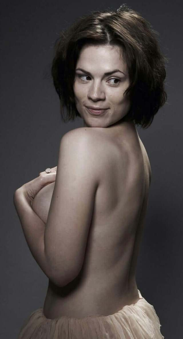 Hayley Atwell hot nude picture