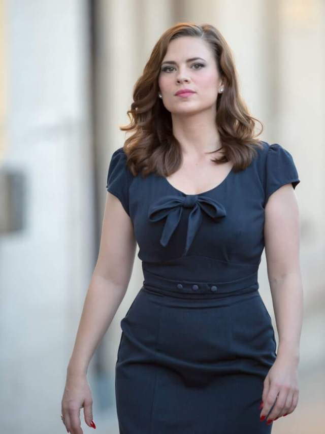 Hayley Atwell sexy pictures (2)