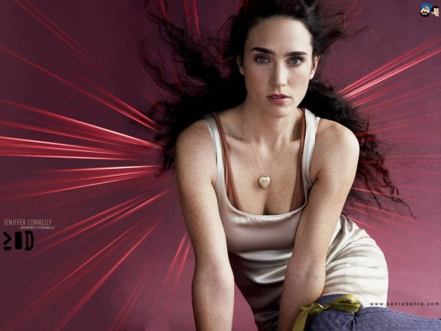 Jennifer Connelly sexy thighs pic