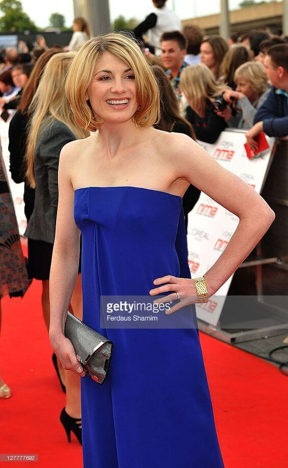 Jodie Whittaker sexy pic