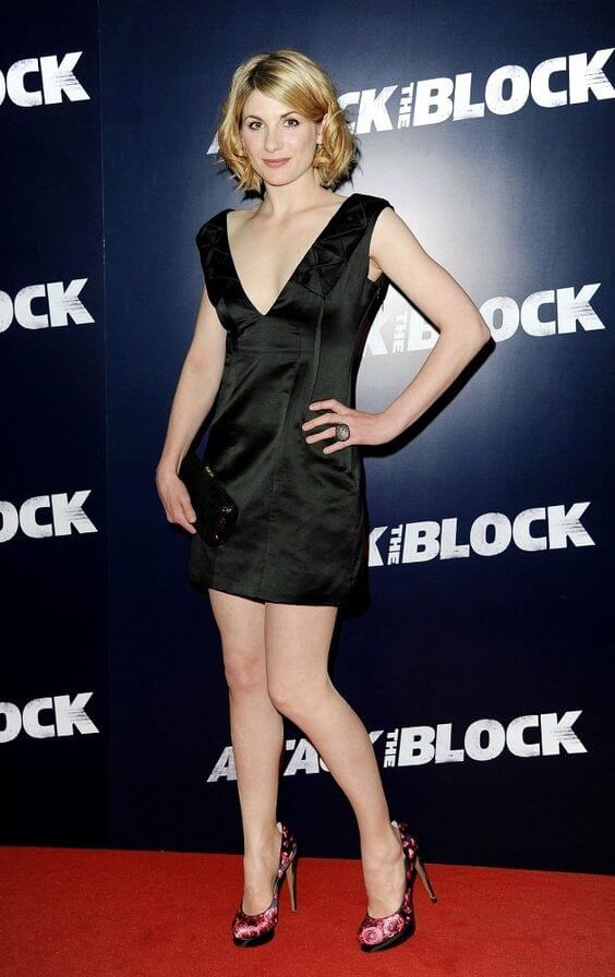 Jodie Whittaker sexy picture