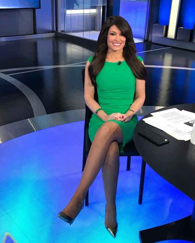 Kimberly Guilfoyle on Photoshoot Pics