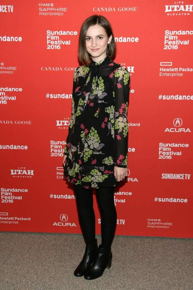 Maude Apatow hot pictures