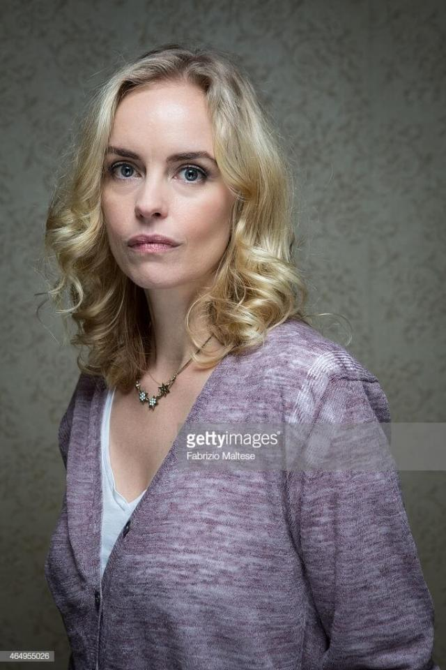 Nina Hoss awesome cleavages