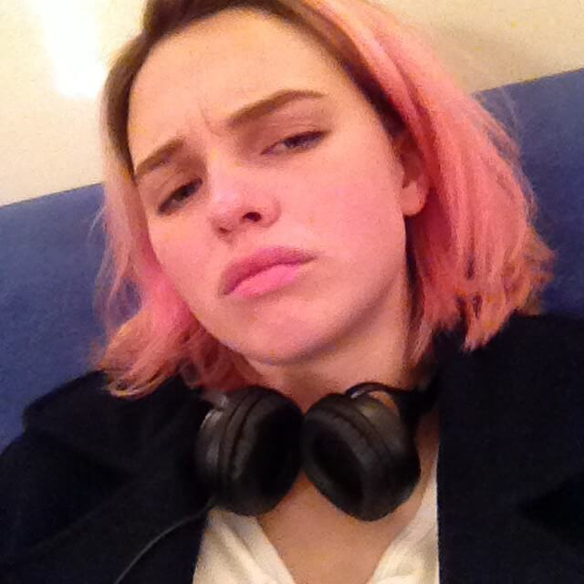 Odessa Young hot photo