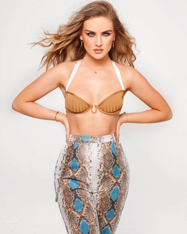 Perrie Edwards Sexy Boobs Pics