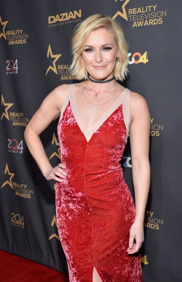 Renee Young hot busty picture