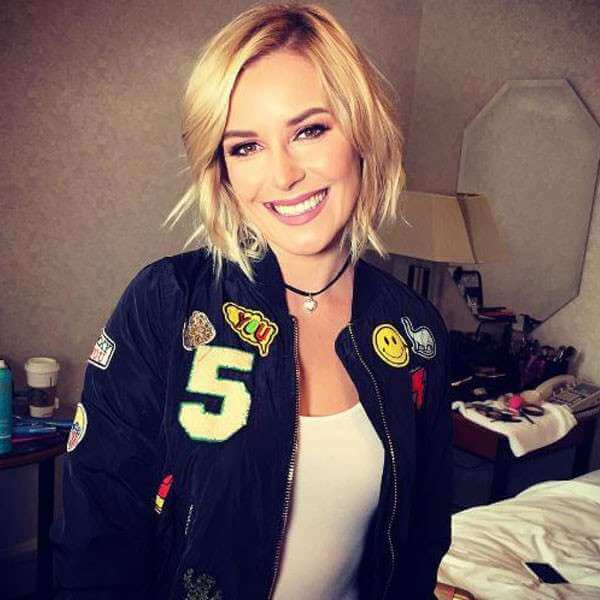 Renee Young sexy cleavage