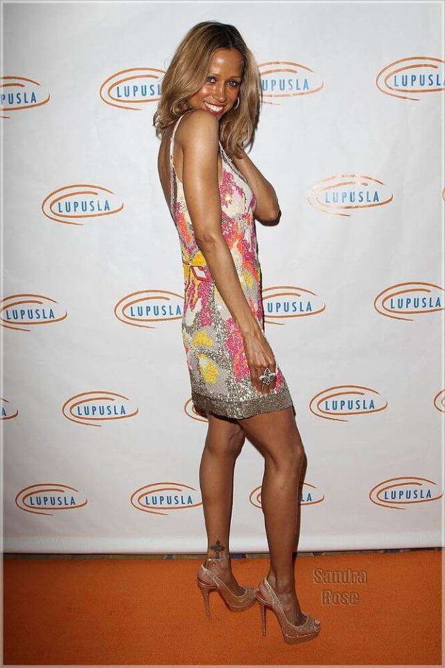 Stacey Dash thghs
