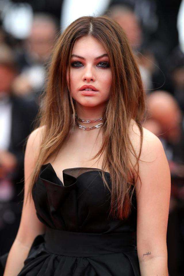 Thylane Blondeau sexy hairs pic