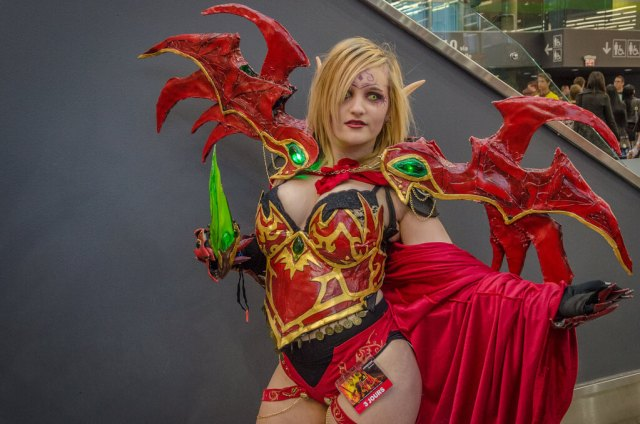 Valeera awesome pic