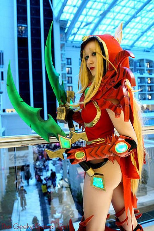 Valeera awesome picture