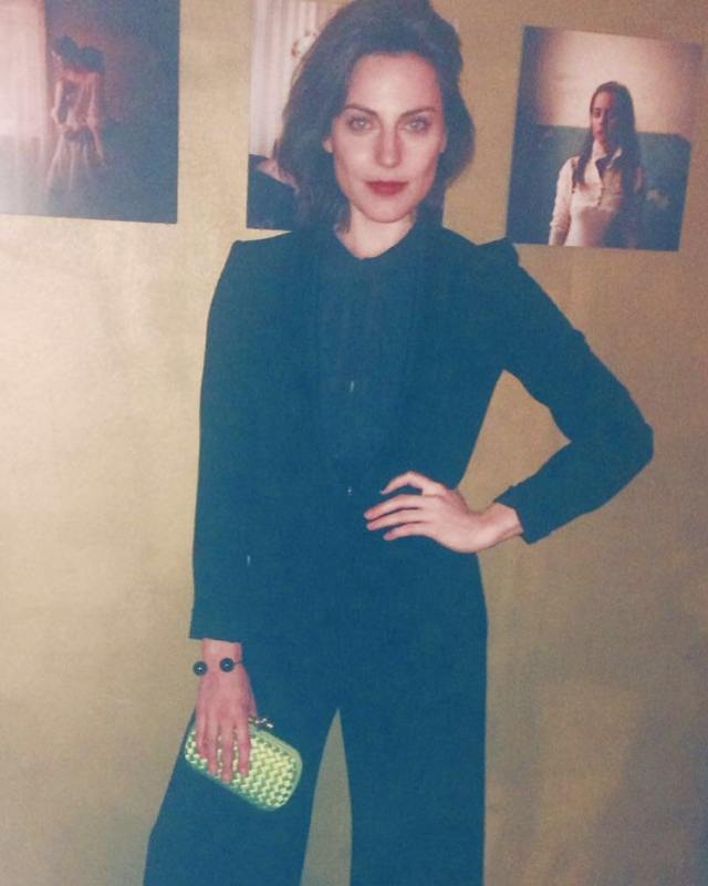 antje traue looking good