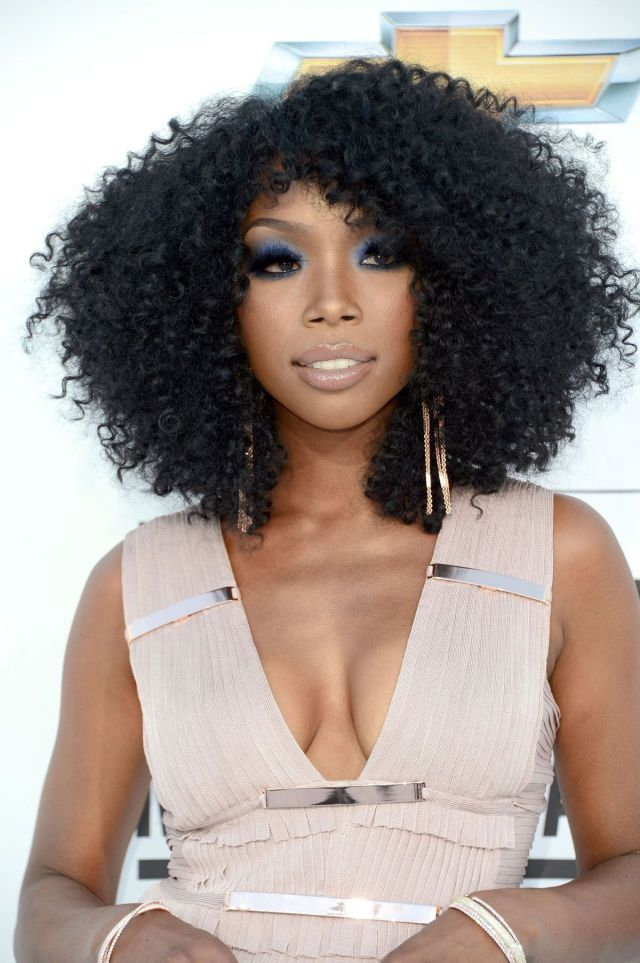 brandy norwood cleavage pics