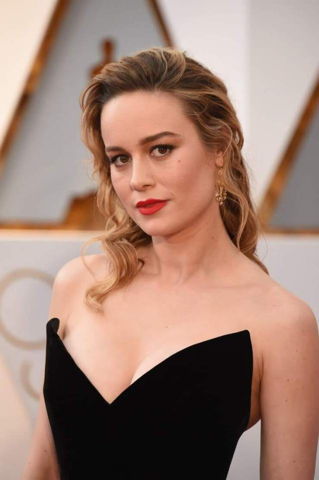 brie larson beautiful