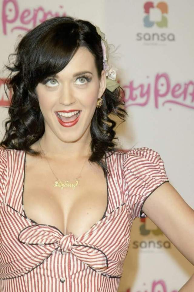 katy perry wow