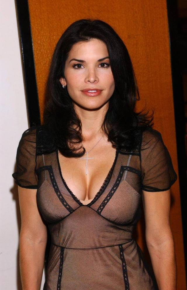 lauren sánchez hot sexy cleavage