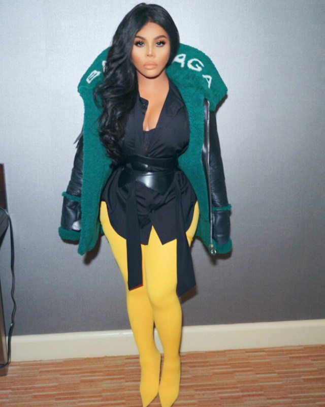 lil' kim young