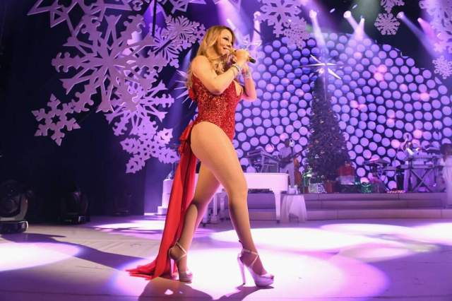 mariah carey hot legs
