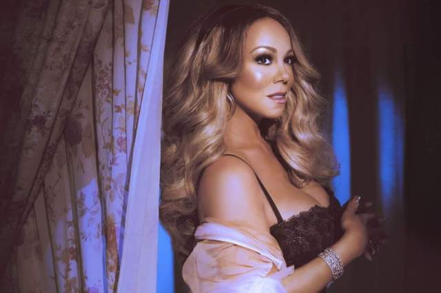 mariah carey looking hot