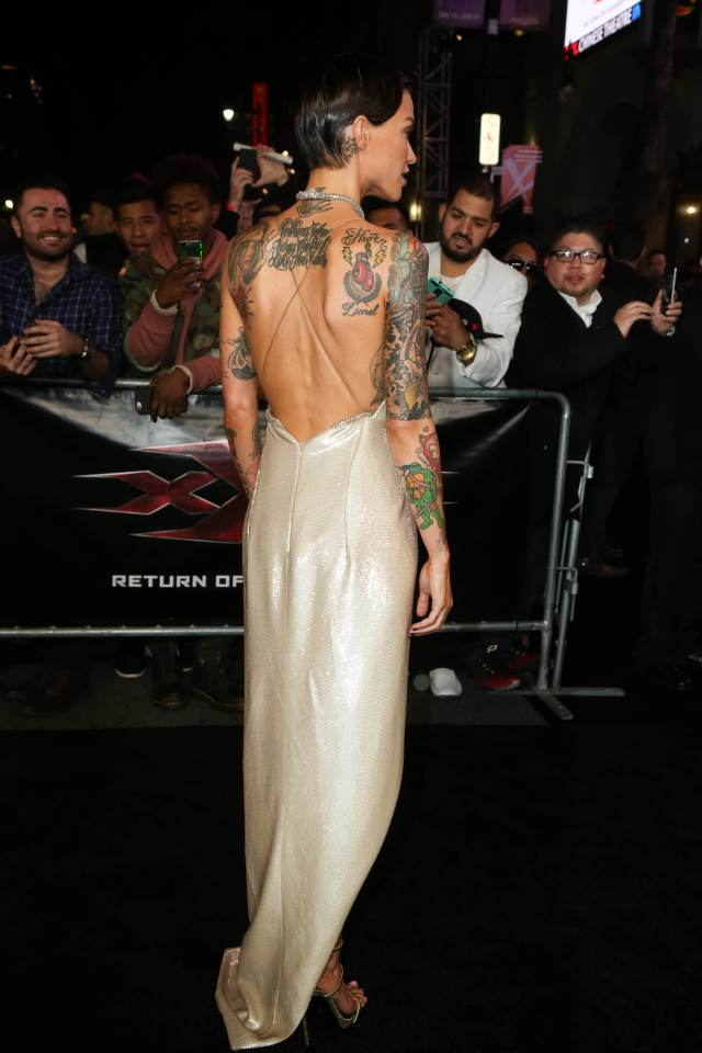 ruby rose wow