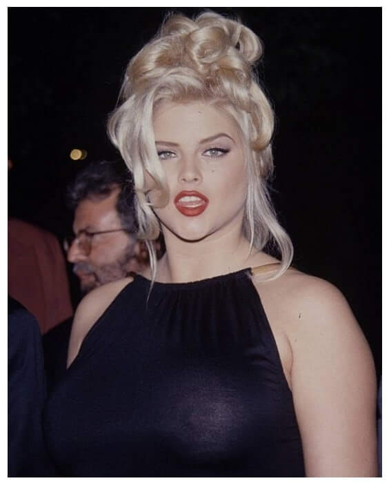 Anna Nicole Smith beautiful pictures